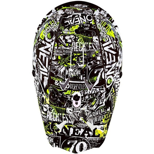 O´Neal 3Series Attack Helm