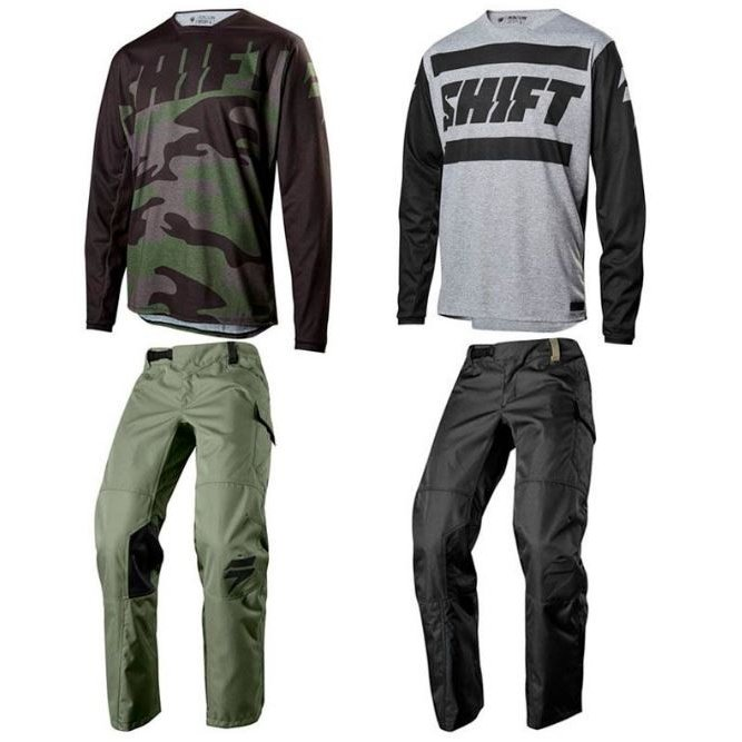 Shift 2018 Recon Pants 30 Drift BLACK