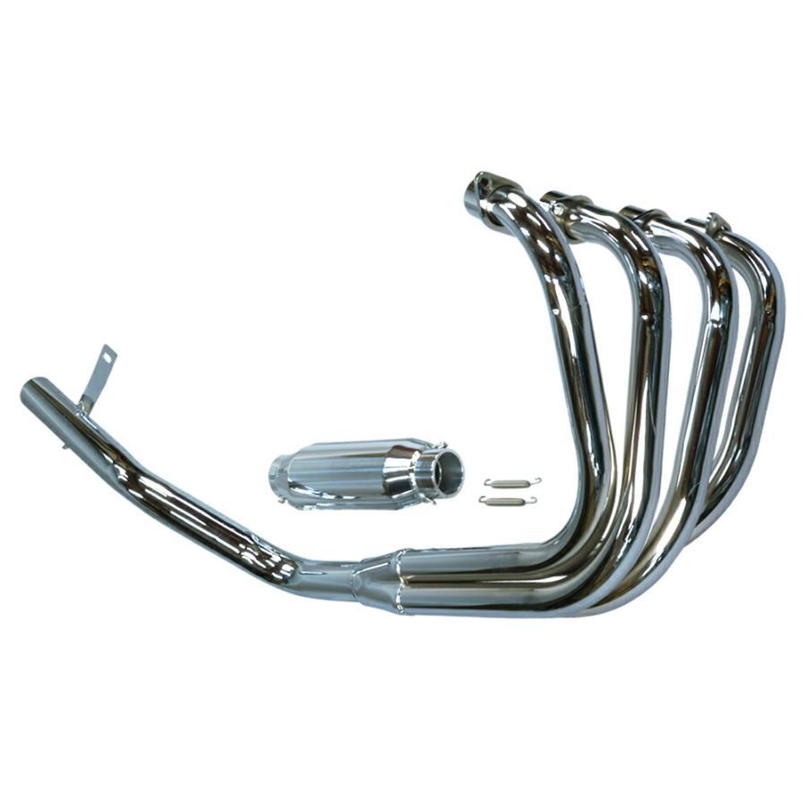 新作モデル ZRX400 98- マフラー モナカ管 メッキ バーテックス ZRX400 マフラー, 株式会社いいはんこやどっとこむ e215a5c6