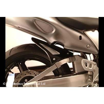 【驚きの値段で】 Power Bronze パワーブロンズ 201-S106-603 HUGGER リアインナーフェンダー ブラック/シルバーメッシュ GSX1300R 隼(99-07) Aタイプ, アクアサービス株式会社 ca37bf22