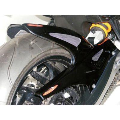【メール便無料】 Power Bronze パワーブロンズ 301-B101-603 HUGGER リアインナーフェンダー ブラック/シルバーメッシュ BMW F800R(09-12) A+Cタイプ, セレクトプラス 9a0d229e