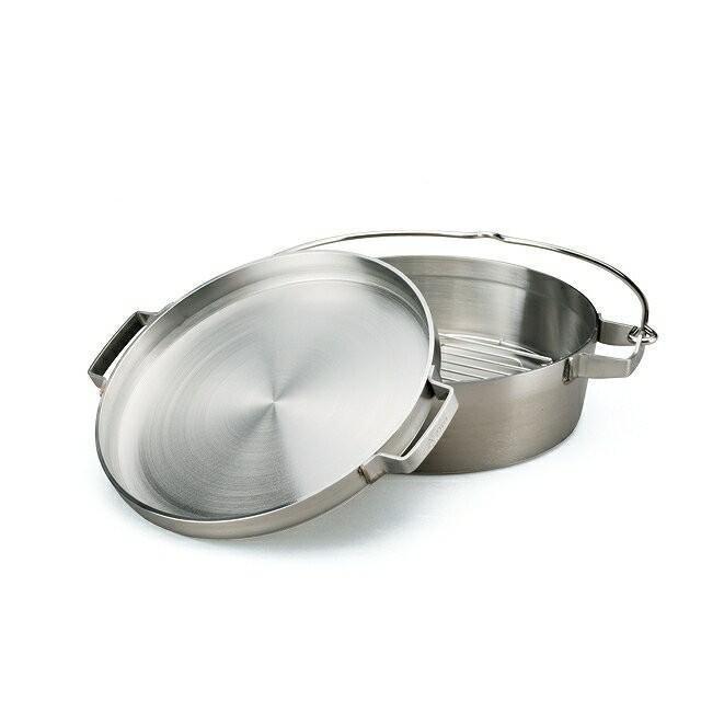 ソト SOTO 新富士バーナー ST-910HF ステンレス ダッチオーブン 10インチハーフ 調理用品
