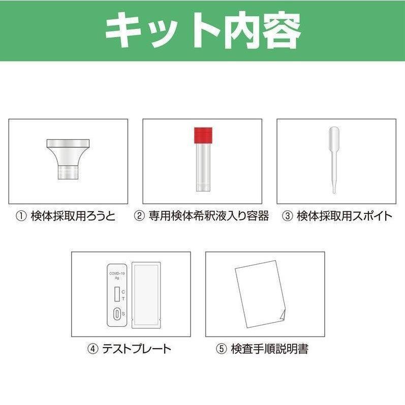 抗原検査キット 唾液型 RABLISS 小林薬品 研究用|biken7|11