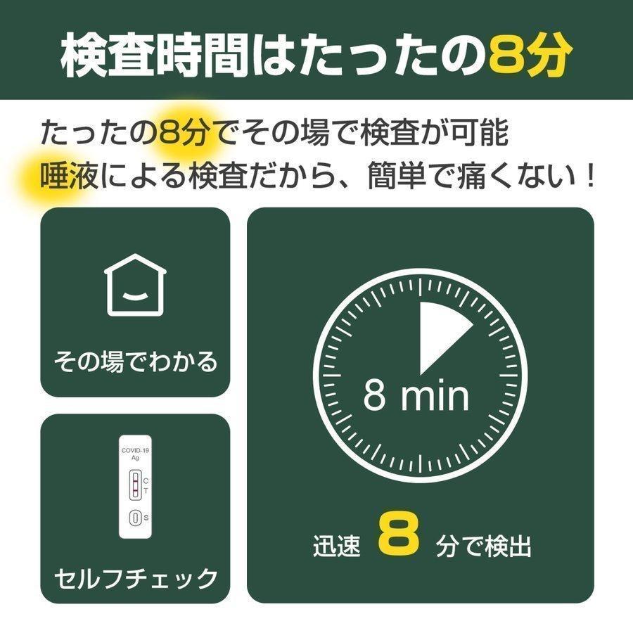 抗原検査キット 唾液型 RABLISS 小林薬品 研究用|biken7|05