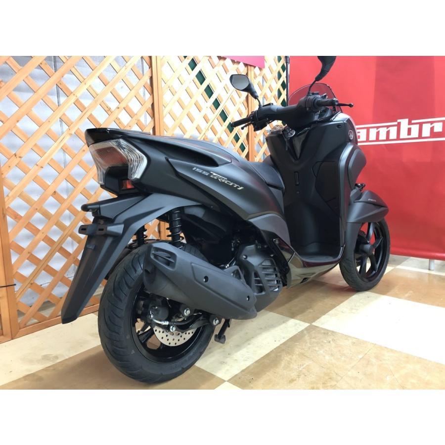 【中古バイク】 トリシティ155ABS【マル得】 2018年モデル ワンオーナー|bikeo-ds-shopping|06