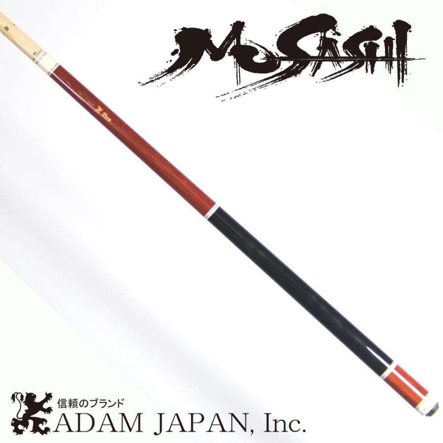 【MUSASHI 3C】 パドゥークストレート アダムジャパン キャロム キュー