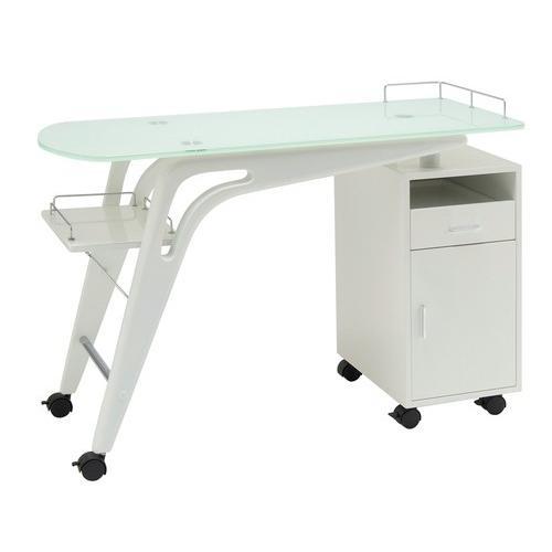 ネイルテーブル(ストリーム)(ホワイト)