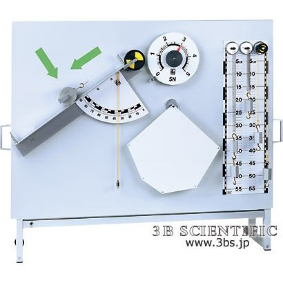 無料健康相談対象製品 送料無料磁気ボード用力学実験セット 鍼灸 模型