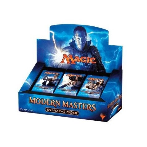 モダンマスターズ 2017年版 MTG マジック:ザ・ギャザリング BOX 新品