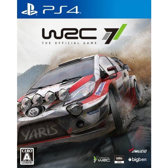 WRC7 新品 PlayStation4 ソフト