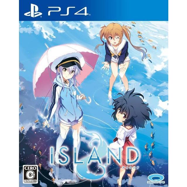 ISLAND 新品 PS4 ソフト