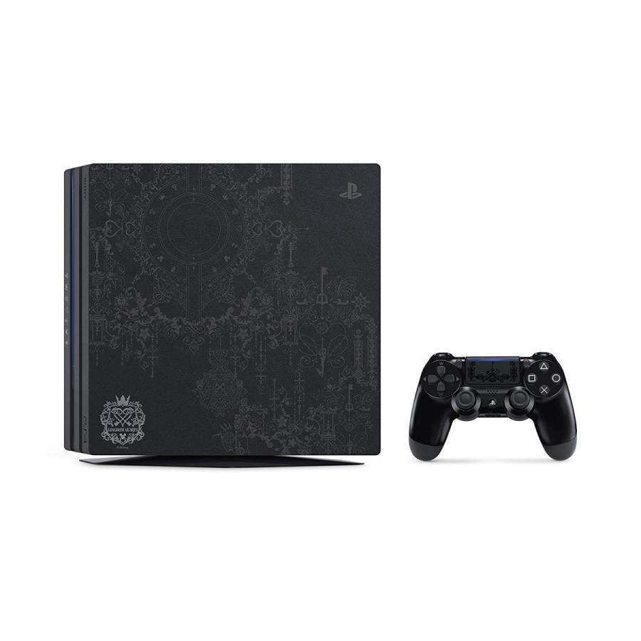 PlayStation4 Pro KINGDOM HEARTS III LIMITED EDITION 新品 PS4 本体