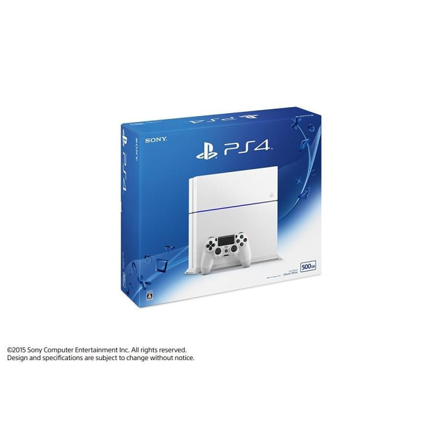 PS4(グレイシャー・ホワイト)CUH-1200AB 中古 PS4 本体