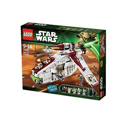 LEGO Star Wars 75021: Republic Gunship 並行輸入品|birmingham-ex