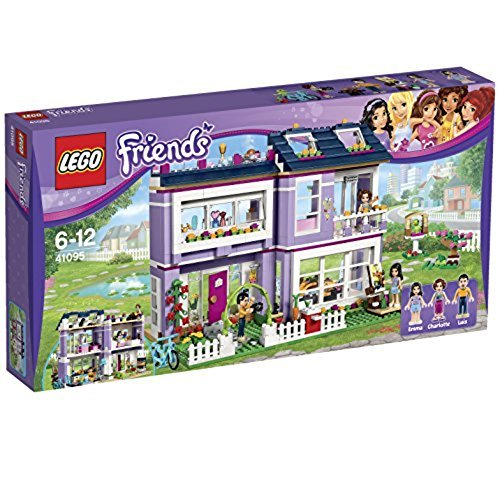LEGO 41095 Friends Emma's House - Multi-Coloured 並行輸入品|birmingham-ex