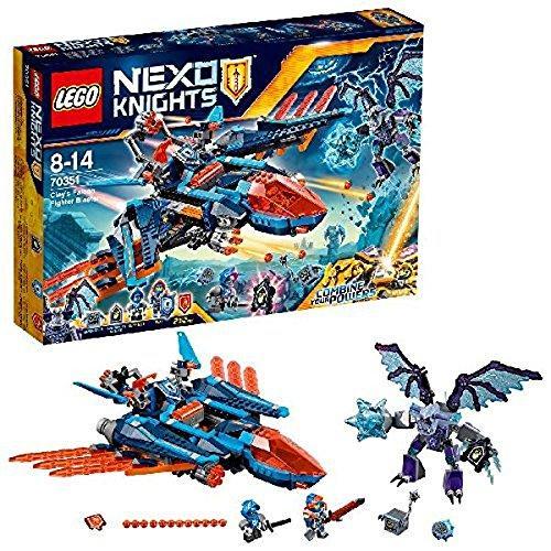 LEGO 70351 Nexo Knights Clay's Falcon Fighter Blaster 並行輸入品|birmingham-ex