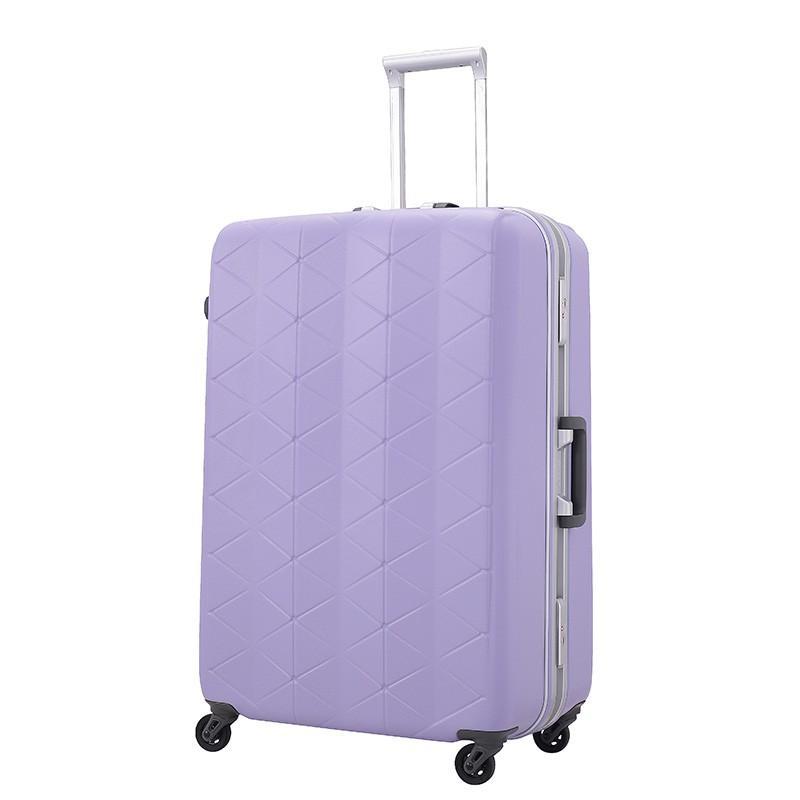 スーパーライト MGC1-69 (約93L) キズが目立たない 大容量 軽量 フレーム スーツケース サンコー bisho 13