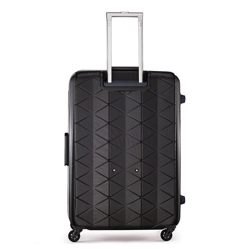 スーパーライト MGC1-69 (約93L) キズが目立たない 大容量 軽量 フレーム スーツケース サンコー bisho 14