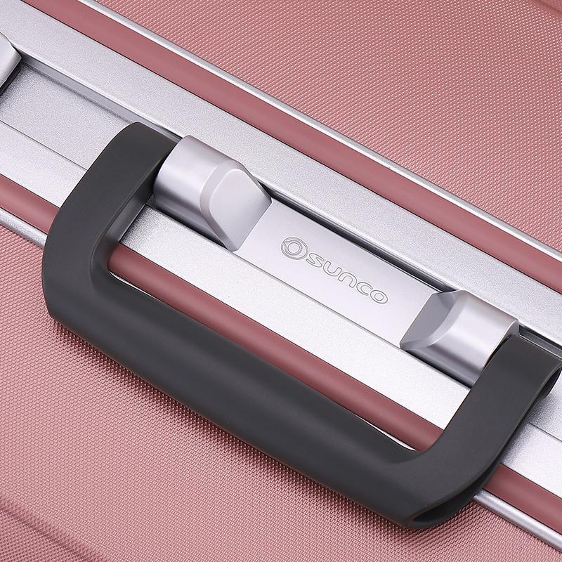 スーパーライト MGC1-69 (約93L) キズが目立たない 大容量 軽量 フレーム スーツケース サンコー bisho 17