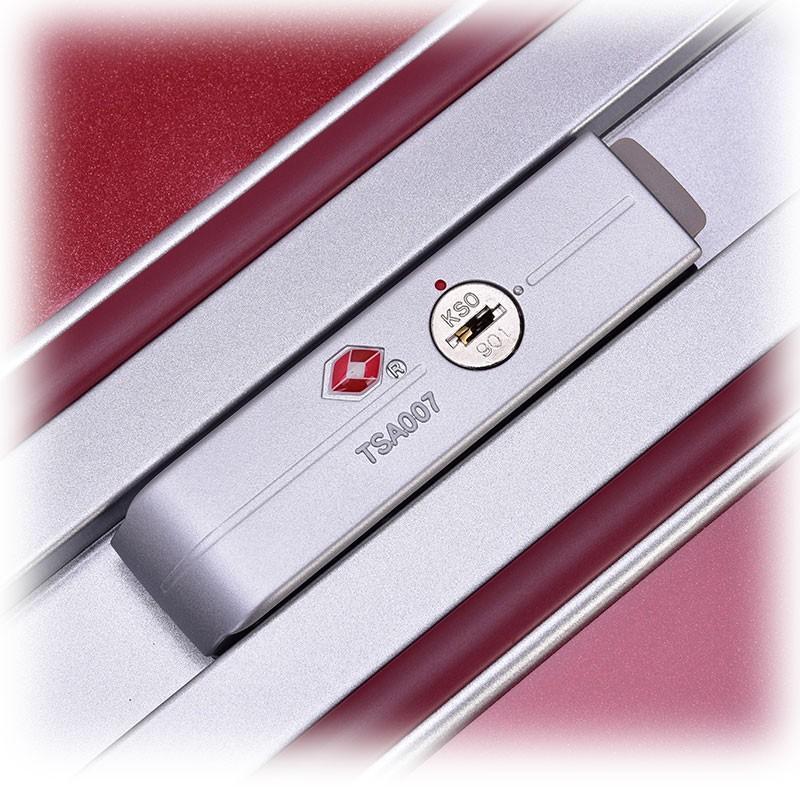 スーパーライト MGC1-69 (約93L) キズが目立たない 大容量 軽量 フレーム スーツケース サンコー bisho 03