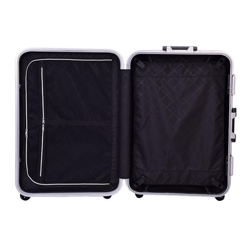 スーパーライト MGC1-69 (約93L) キズが目立たない 大容量 軽量 フレーム スーツケース サンコー bisho 04