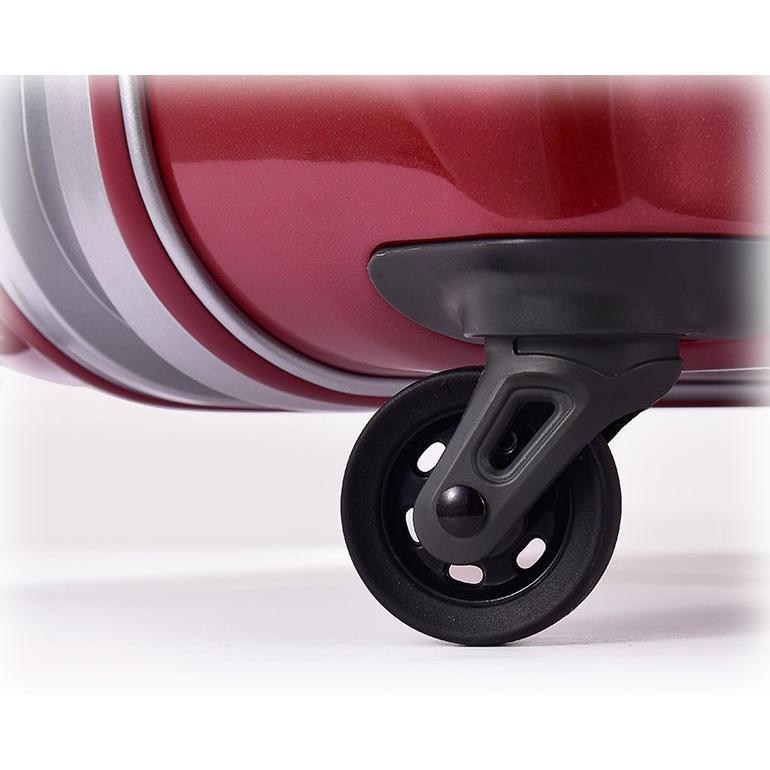 スーパーライト MGC1-69 (約93L) キズが目立たない 大容量 軽量 フレーム スーツケース サンコー bisho 05