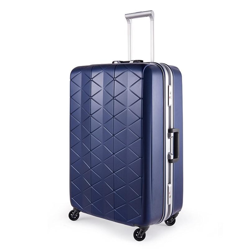 スーパーライト MGC1-69 (約93L) キズが目立たない 大容量 軽量 フレーム スーツケース サンコー bisho 08