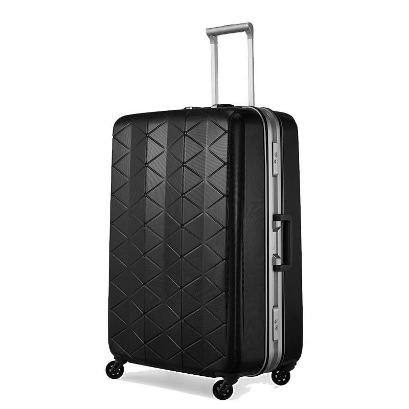 スーパーライト MGC1-69 (約93L) キズが目立たない 大容量 軽量 フレーム スーツケース サンコー bisho 10