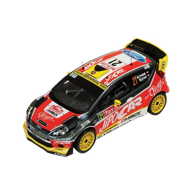 ixo/イクソ フォード フィエスタ RS WRC ♯21 2013年モンテカルロラリー M.Prokop-M.Ernst 1/43スケール RAM545(送料無料)