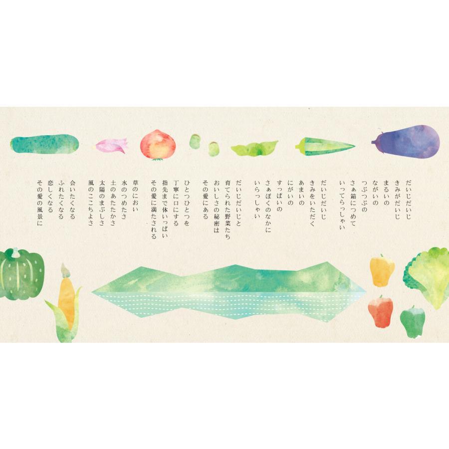 びわ湖が恋する野菜たち 10月30日お届けになります 野菜ボックス 環境負荷の少ない農法|biwacoi|09