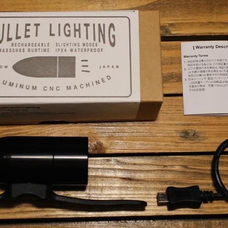 RINDOW BIKES リンドウバイクス Bullet Lighting バレット・ライティング 砲弾型充電式サイクルライト アルミ削りだし|bk2bk|03