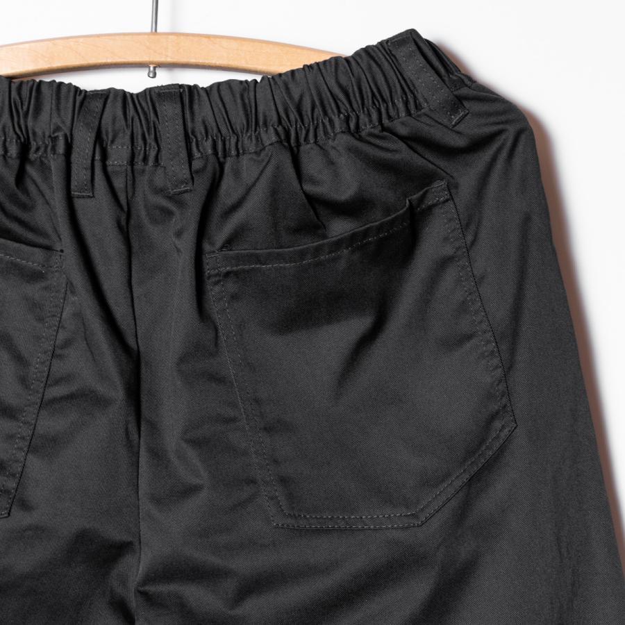 "[SIRANO BROS.] EZ WorkPants ""mini Mr.T&Mr.Y"" Black ブラック イージーワークパンツ シラノブロス|bk2bk|07"