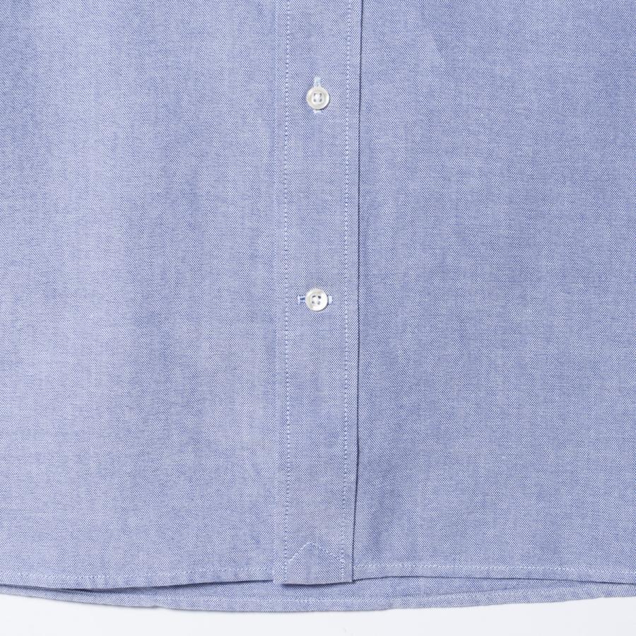 "[SIRANO BROS.] Longsleeve B.D.Shirts ""mini Mr.T&Mr.Y"" LightBlue ライトブルー 長袖ボタンダウンシャツ シラノブロス bk2bk 07"