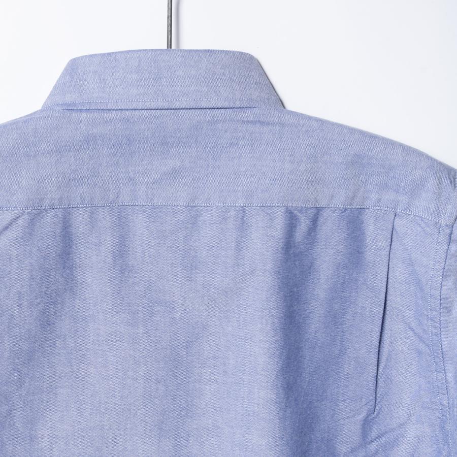 "[SIRANO BROS.] Longsleeve B.D.Shirts ""mini Mr.T&Mr.Y"" LightBlue ライトブルー 長袖ボタンダウンシャツ シラノブロス bk2bk 08"