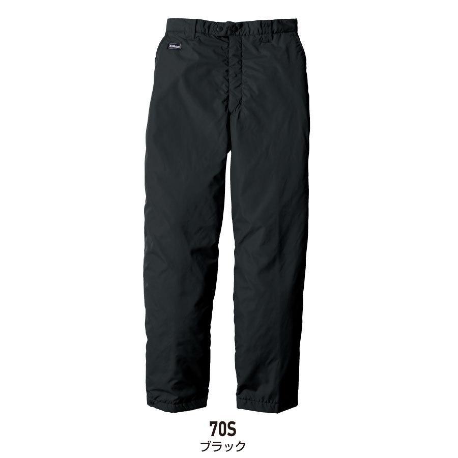 防寒着 レディース 女性 中綿パンツ ショート丈 軽量 撥水 作業服 作業着 ビッグボーン 8382S blakladerjp 11