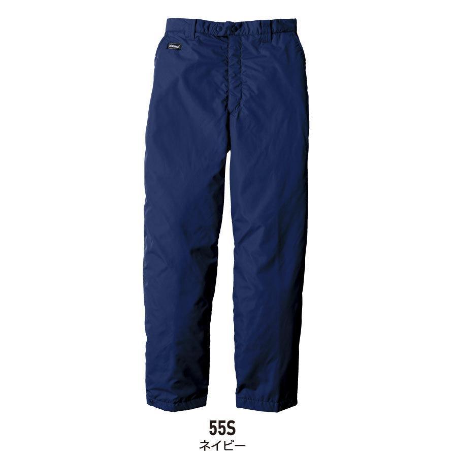 防寒着 レディース 女性 中綿パンツ ショート丈 軽量 撥水 作業服 作業着 ビッグボーン 8382S blakladerjp 09