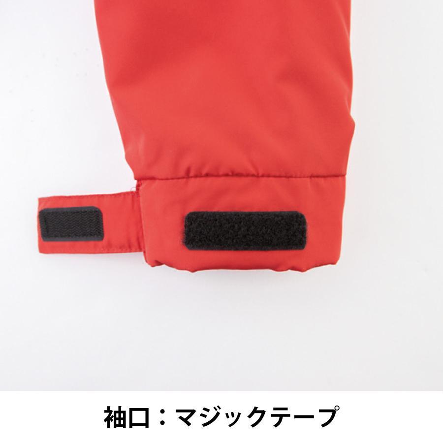 防寒着 メンズ 中綿ジャケット 軽量 撥水 反射 作業着 ビッグボーン 8406 blakladerjp 09
