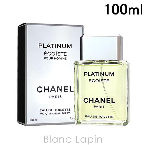シャネル CHANEL エゴイストプラチナムオードゥトワレット EDT 100ml [244601]|blanc-lapin