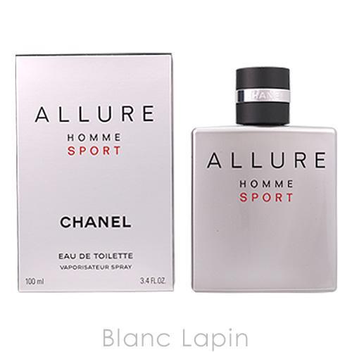 シャネル CHANEL アリュールオムスポーツ EDT 100ml [236309] blanc-lapin