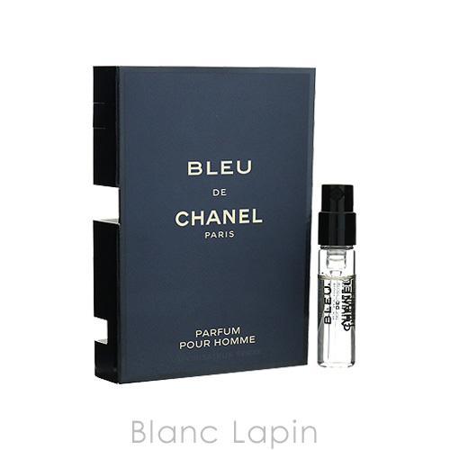 【ミニサイズ】 シャネル CHANEL ブルードゥシャネル P 1.5ml [055060] blanc-lapin
