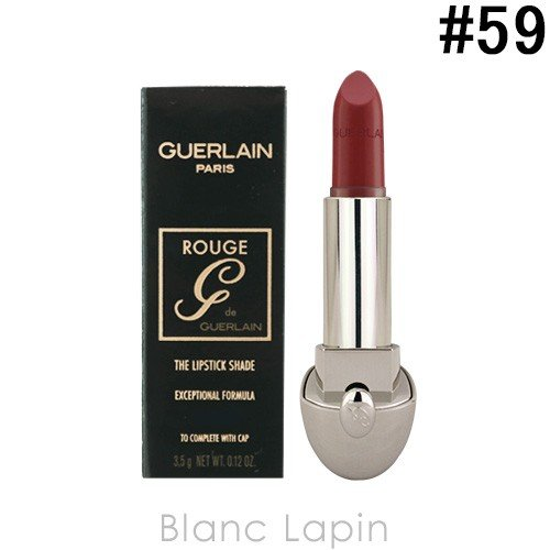 ゲラン GUERLAIN ルージュジェ サテン (リフィル) #59 3.5g [431867]【メール便可】|blanc-lapin