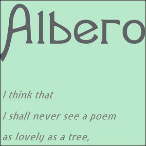 アートポスター 北欧スタイル A3サイズ 『Albero ブルー』 花,植物 インテリア おしゃれ Interior Art Poster|blankwall|03