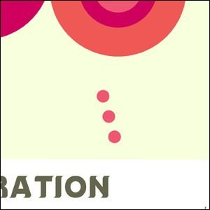 ポスター 北欧スタイル A2サイズ 『Cooperation ピンク』 おしゃれ インテリア ポップポスター Interior Art Poster|blankwall|03