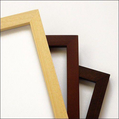 ポスターフレーム A2サイズ(職人の手によるオリジナル国産ウッドフレーム) Made in Japan / 木製 / Poster Frame / Wood Frame / 額縁|blankwall