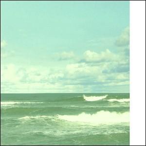 ポスター A2サイズ 『Horizon-a』 海 フォト 水平線 人気 おしゃれポスター Interior Art Poster blankwall 02