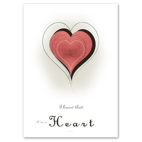 ポスター A3サイズ 『I know-h』 イラストアート インテリア おしゃれ Interior Art Poster|blankwall
