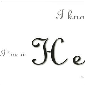 ポスター A3サイズ 『I know-h』 イラストアート インテリア おしゃれ Interior Art Poster|blankwall|03