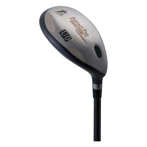 ファンタストプロ TICNユーティリティー 0番 UT-00 短尺 カーボンシャフト ゴルフクラブアイアン 高反発 チタン