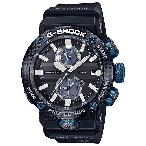 カシオ ソーラー電波 腕時計 メンズ Gショック GWR-B1000-1A1JF