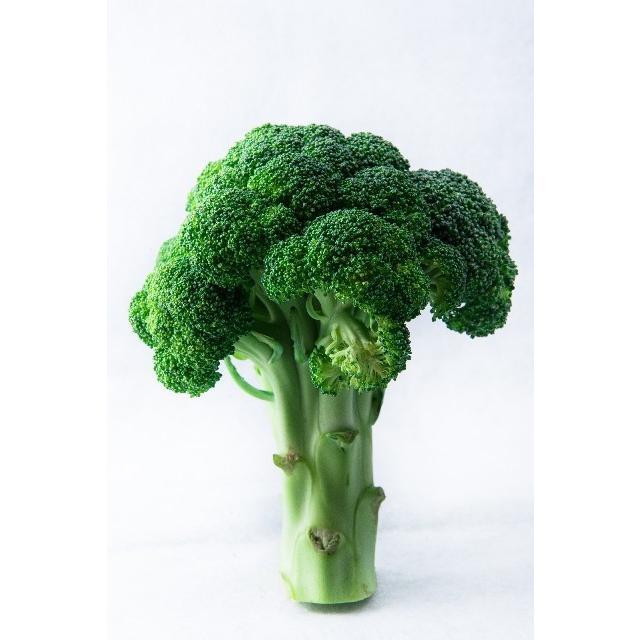 フルヤの安心野菜 冷蔵 お得クーポン発行中 ブロッコリー 1株 迅速な対応で商品をお届け致します